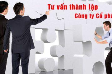 Thủ tục thành lập Công ty cổ phần tại Việt Nam