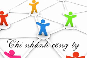 Thành lập chi nhánh công ty tại Việt Nam