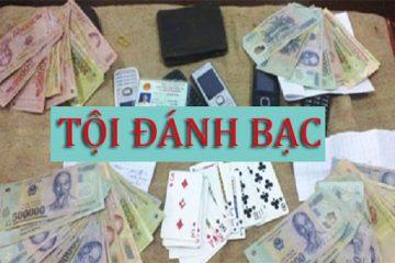 Khởi tố 43 người về tổ chức đánh bạc và đánh bạc